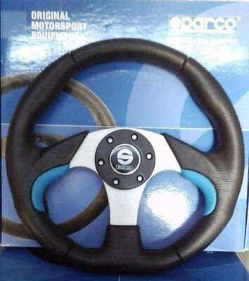 Sparco Naxos Sportivo Sportlenkrader Stering Wheel Tuning Leather Steering Wheel