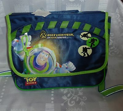 Back Pack Sac A Dos - Cartable Buzz L'eclair Disney Toy Story Neuf