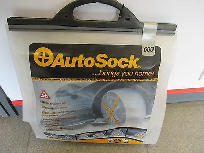 Autosock 600 Winter Traction Aid