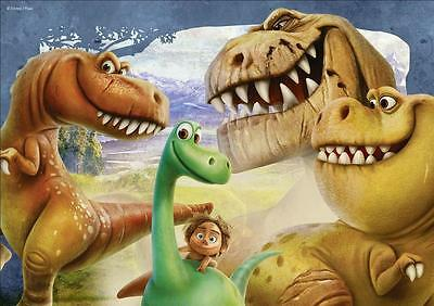 The Good Dinosaur A4 Poster Wall Art