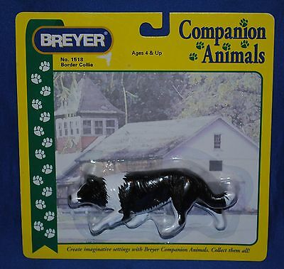 Breyer~Border Collie~Dog~2000-06~RARE!~NIB~Companion Animal