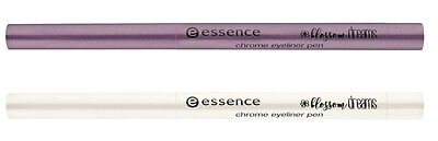 "ESSENCE LE ""blossom dreams"" chrome eyeliner pen ++Farbwahl++ NEU&OVP"