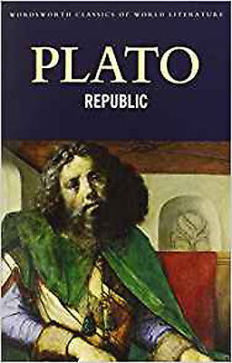 Republic (Classics of World Literature), New, Plato Book