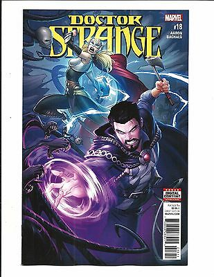 DOCTOR STRANGE # 18 (MAY 2017), NM NEW (Bagged & Boarded)