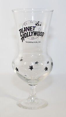 Planet Hollywood WASHINGTON DC Collectible glass