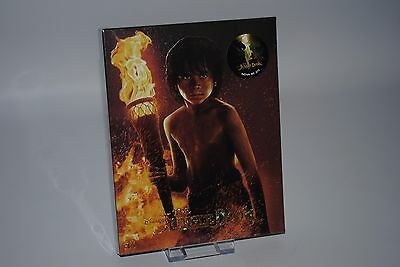 The Jungle Book (2016) 3D + 2D Blu-ray Steelbook Fullslip B (Novamedia NC011)