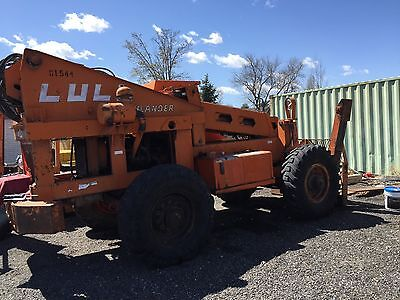 Lull 844B and 1044B Forklift Telehandler Hydraulic Pump - Ask about other parts