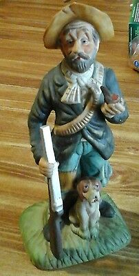 Collectible  Antique Figures set of 2