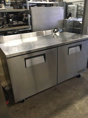 True Twt-60F Worktop Freezer - Clean And Gently Used!