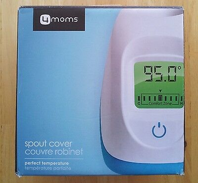4Moms Tub Spout Cover, Digitally Displays Water Temperature