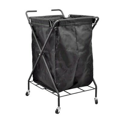 Towel Salon Beauty Spa Hairdresser Hair Waxing Bin Trolley Medical Easy Fold