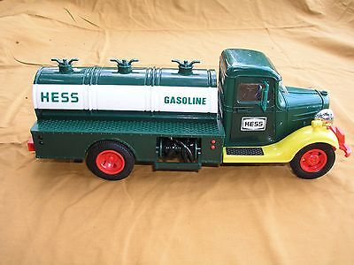 The First Hess Truck 1980 in box with packing