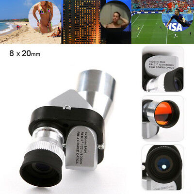 Seiko 8x20 Monocular Telescope Single Barrel High-power HD Lowlight Night Vision