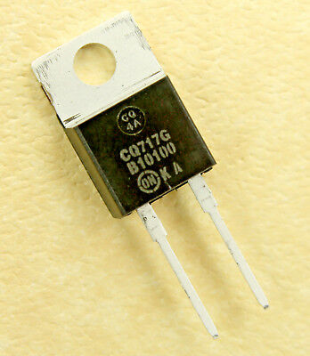 10 pcs MBR10100G ON Semiconductor 10A 100V Schottky Rectifier Diodes TO-220