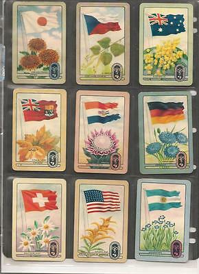 Coles Trade Cards 1956 Olympics Selection Of 58 Cards Great Condition