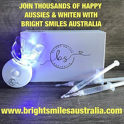 Teeth Whitening Kit. 15 Treatments Thousands Happy Customers Say Hi Pearly White