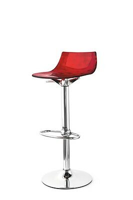 Calligaris Connubia Bar Stool Ice 1475 Barstool height adjustable rotatable