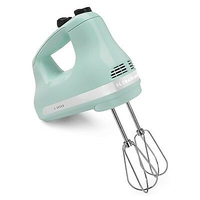 KitchenAid 5-Speed Ultra Power Hand Mixer Ice Blue