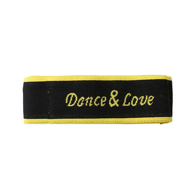 8-Loop Dance Training Resistance Band Workout Gymnastics Gym Belt Yoga Strap