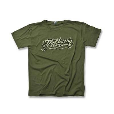 Fly Racing T-Shirt Kids The Custom grün