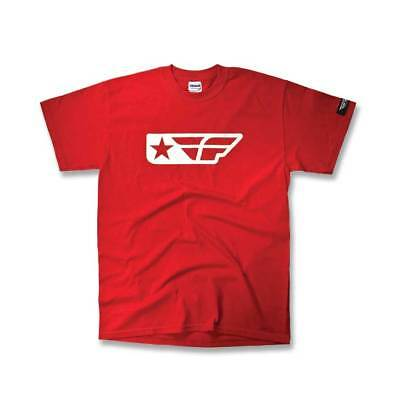 Fly Racing T-Shirt The F-Star rot