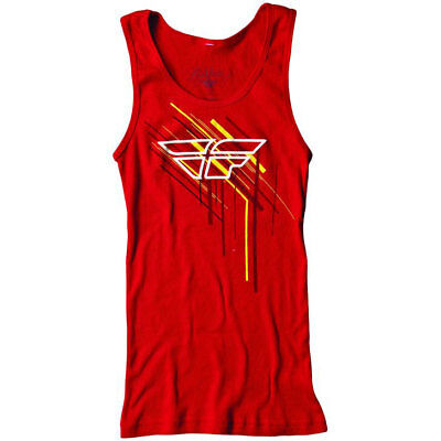 Fly Racing Tanktop Dash Lady rot