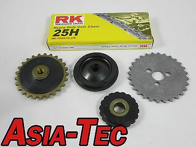 Steuerketten- Set Timing Chain Set Honda Monkey Dax Chaly Gorilla Ss50