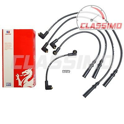 HT Ignition Lead Set for SAAB 90 & 900 - 2.0 - 1984 to 1993 - Quinton Hazell