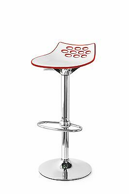Calligaris Connubia bar stool Jam 1476 barchair height adjustable rotatable