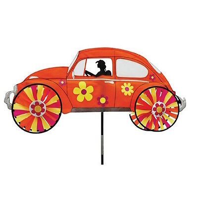 VW Beetle LARGE Wind spinner Automobile garden decoration