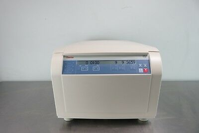 Thermo ST16 Centrifuge with Rotor 2012 Model and Warranty Video In Description