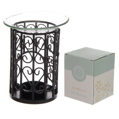 Metal Spirals Design Oil Burner with Glass. PUOB99 Purchase 3 get 4th free