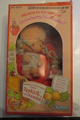 Apricot and Hopsalot Strawberry Shortcake In Box Kenner