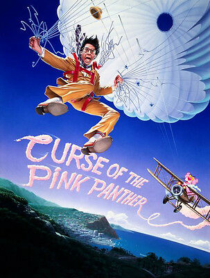 Curse of the Pink Panther UNSIGNED poster photo - H6018