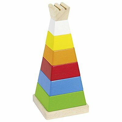 Goki Stacking Tower with Crown - New