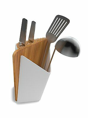 Black+Blum Forminimal Utensils/Knife Holder and Board 3in1 - New in Box