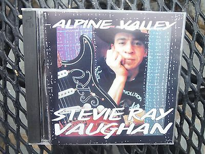 """Stevie Ray Vaughn """"alpine Valley""""  Last Performance On Pro Sourced Silver Disc!"""