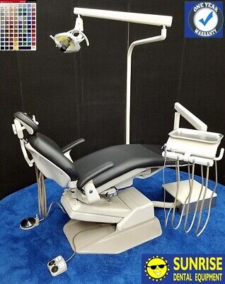 ADEC 1021 Decade Dental Operatory Package, Vinyl Upholstery Color of Choice