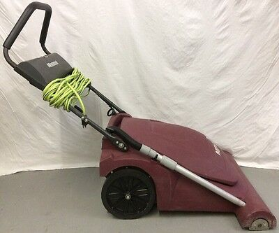 Minuteman MPV 31 Wide Area Commercial Carpet Vacuum Reconditioned