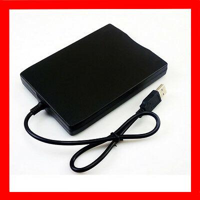 "Portable USB Floppy Disk Drive External H FDD 3.5"" 1.44MB For Laptop PC Win Mac"