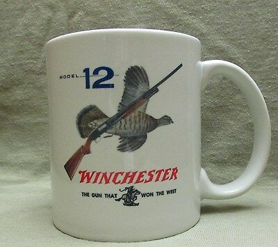 Classic Winchester Model 12 Coffee Cup, Mug - New -  Vintage Look