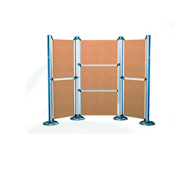 Display modular nobo Panel fieltro A1