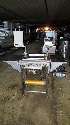 Hobart Ultima HWS-4 Commercial Heated Meat Wrapping Station w/ Scale U2000PI