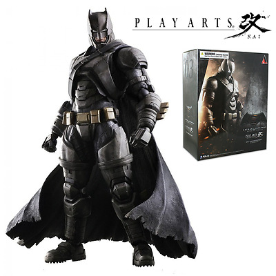 Batman Vs Superman Play Arts Kai No. 3 Armored Batman Action Figure Statue Toy