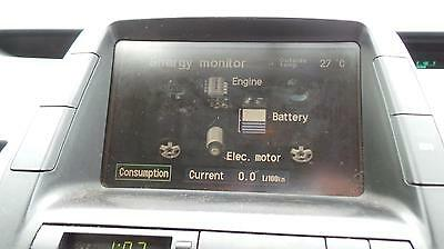 Toyota Prius Display Cluster, 4 Switch Type, Nhw20R, 10/03-04/09
