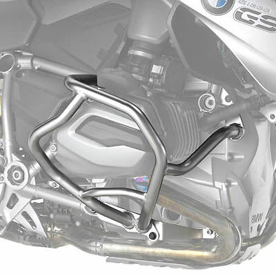 Givi-Kappa Tn5108Ox Paramotore In Acciaio Inox Bmw R 1200 Gs R Rt Engine Guard