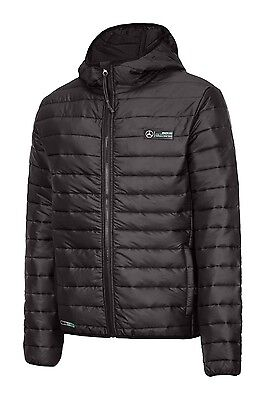 Mercedes AMG Petronas F1 Men's Lightweight Padded Jacket