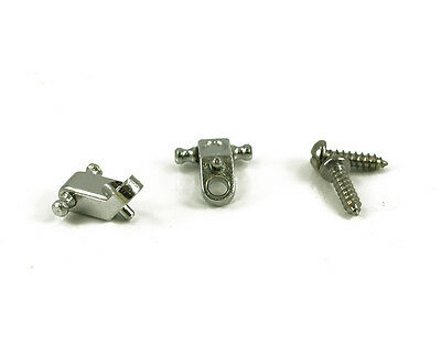 Passe Cordes  FENDER 2xSTRING GUIDES for AMERICAN SERIES CHROME 099-4911-000