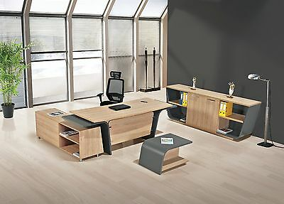 b rom bel tisch schrank b ro komplett set design m bel preiswert b roausstattung eur 199 00. Black Bedroom Furniture Sets. Home Design Ideas