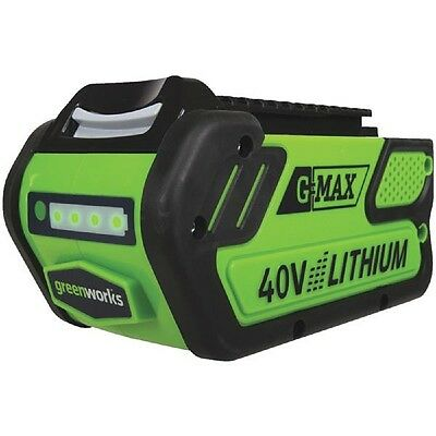 GreenWorks G-Max 40V 4AH Lithium Ion Universal Battery 29472